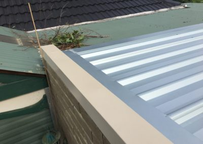 flat metal roofing pic1