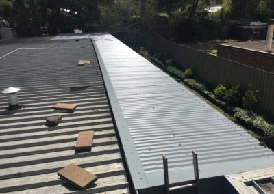 flat metal roofing pic3