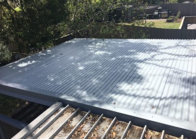 flat metal roofing pic4