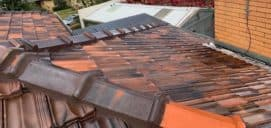 terracotta tile roof restoration pic 2