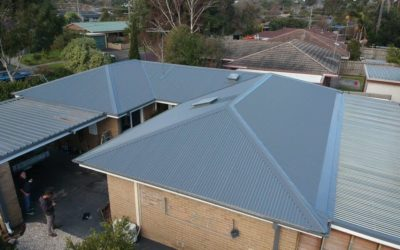 Colorbond Roof Painting Cost